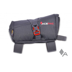 Acepac Roll Fuel Frame Bag grey